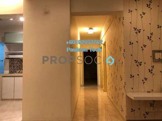 Condominium For Rent in Anggun Puri, Dutamas Freehold Semi Furnished 2R/2B 1.7k