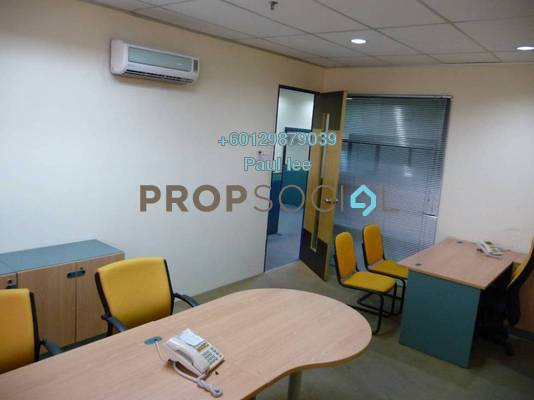 Shop For Sale in IOI Business Park, Bandar Puchong Jaya Freehold Semi Furnished 3R/6B 550k