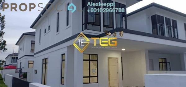Terrace For Sale in Eco Grandeur, Puncak Alam Freehold Unfurnished 4R/3B 688k