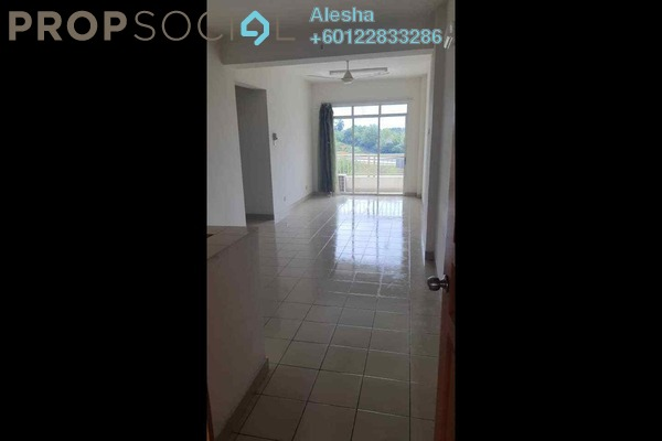 Condominium For Sale in Desaria Villa, Puchong Freehold Unfurnished 4R/2B 260k