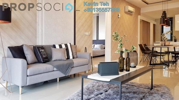Condominium For Sale in Anjali @ North Kiara, Segambut Freehold Fully Furnished 3R/4B 1.12m