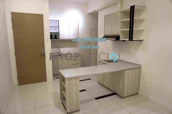Condominium For Sale in Skypod, Bandar Puchong Jaya Freehold Semi Furnished 3R/2B 588k