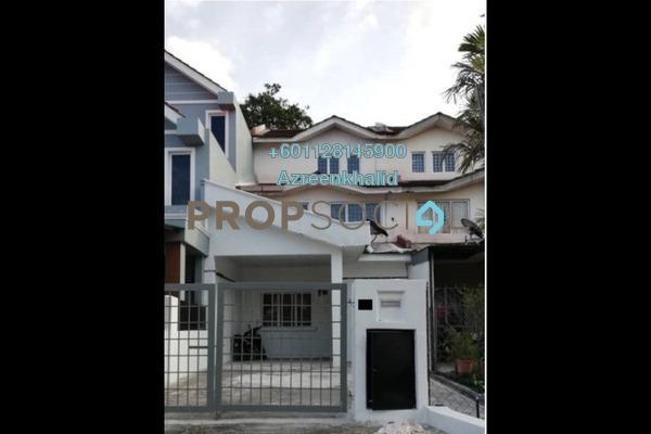 Terrace For Sale in Seksyen 4, Bandar Baru Bangi Freehold Fully Furnished 4R/3B 510k