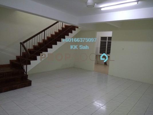 Terrace For Sale in Section 4, Bandar Mahkota Cheras Freehold Unfurnished 4R/3B 519k
