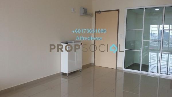 Condominium For Rent in Platinum Lake PV21, Setapak Freehold Semi Furnished 2R/2B 1.4k