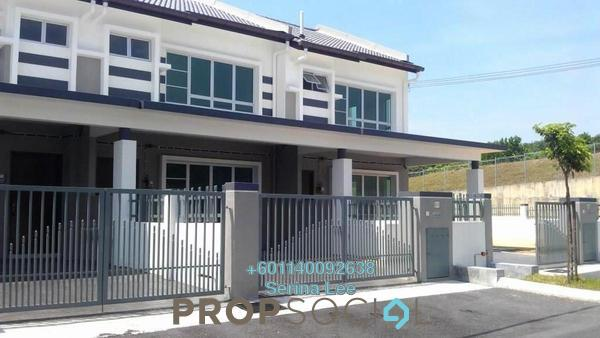 Terrace For Sale in CasaWood @ Cybersouth, Dengkil Freehold Unfurnished 4R/3B 369k