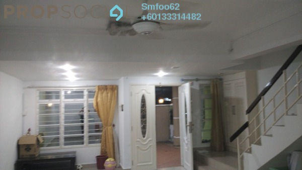 Terrace For Rent in Taman Wangsa Melawati, Wangsa Maju Freehold Semi Furnished 3R/2B 1.9k