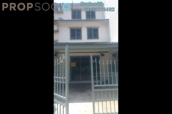 Terrace For Rent in Desa Setapak, Setapak Freehold Unfurnished 3R/2B 1.3k
