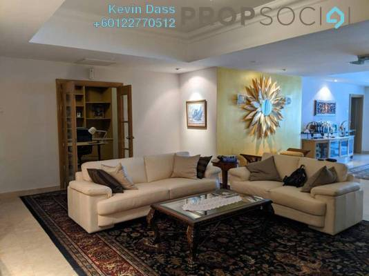 Condominium For Rent in 3 Kia Peng, KLCC Freehold Fully Furnished 4R/5B 8.5k