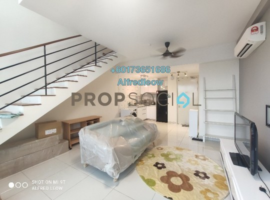 Condominium For Rent in Arte Mont Kiara, Dutamas Freehold Fully Furnished 2R/2B 3.35k