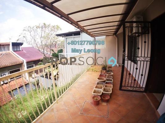 Terrace For Sale in Medan Damansara, Damansara Heights Freehold Fully Furnished 4R/3B 1.75m