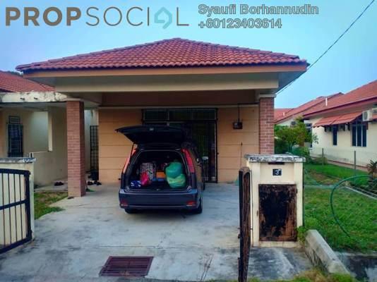 Semi-Detached For Sale in Taman Bunga Raya, Sepang Leasehold Unfurnished 4R/2B 435k