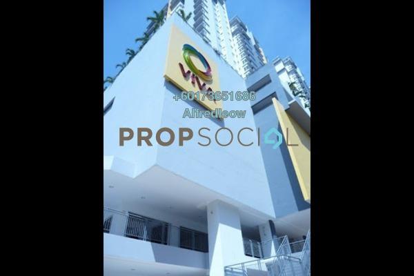 Condominium For Sale in Viva Residency, Sentul Freehold Fully Furnished 2R/2B 445k