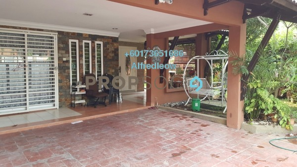 Terrace For Sale in Putra Bistari, Putra Heights Freehold Semi Furnished 5R/4B 1.15m
