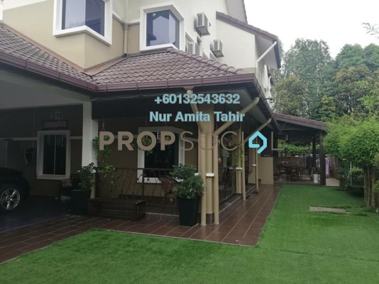 Semi-Detached For Sale in Section 7, Shah Alam Freehold Semi Furnished 5R/5B 1.8m