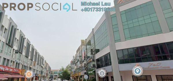 Shop For Rent in Puteri 8, Bandar Puteri Puchong Freehold Semi Furnished 0R/0B 12k