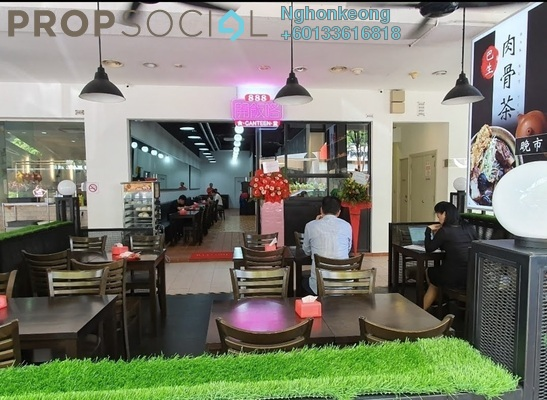 Shop For Rent in Solaris Dutamas, Dutamas Freehold Semi Furnished 0R/0B 12k