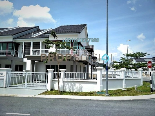 Terrace For Sale in Uptown Avenue, Seremban 2 Freehold Unfurnished 4R/4B 408k