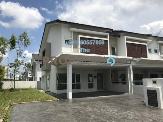 Terrace For Sale in Saujana KLIA, Sepang Freehold Unfurnished 4R/3B 422k