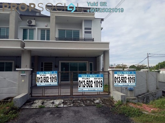 Terrace For Sale in Bandar Seri Botani, Ipoh Freehold Unfurnished 4R/3B 558k