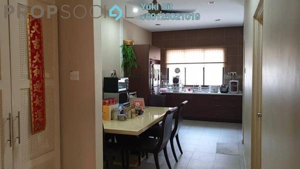 Terrace For Sale in Bandar Seri Botani, Ipoh Freehold Semi Furnished 4R/3B 418k