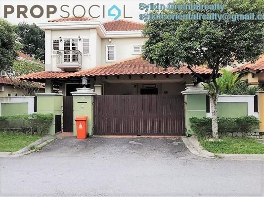 Bungalow For Sale in Villa Damansara, Kota Damansara Freehold Semi Furnished 5R/6B 2.4m