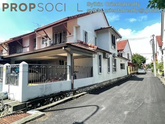 Terrace For Sale in USJ Heights, UEP Subang Jaya Freehold Semi Furnished 4R/3B 860k
