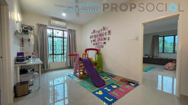 Terrace For Sale in Kemuning Utama Bayu, Kemuning Utama Freehold Semi Furnished 4R/4B 1.3m