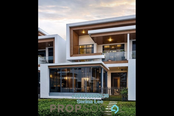 Bungalow For Sale in Kemuning Greenhills, Kota Kemuning Freehold Fully Furnished 6R/5B 1.86m