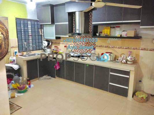 Terrace For Sale in Section 19, Shah Alam Freehold Unfurnished 4R/2B 450k