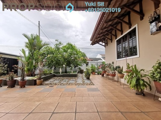 Terrace For Sale in Taman Canning, Ipoh Freehold Unfurnished 3R/3B 948k