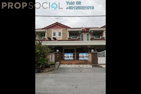 Terrace For Sale in Seri Bougainvillea, Bandar Seri Botani Freehold Unfurnished 4R/3B 425k