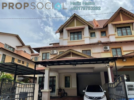 Semi-Detached For Sale in Subang Alam, Shah Alam Freehold Semi Furnished 7R/6B 2m