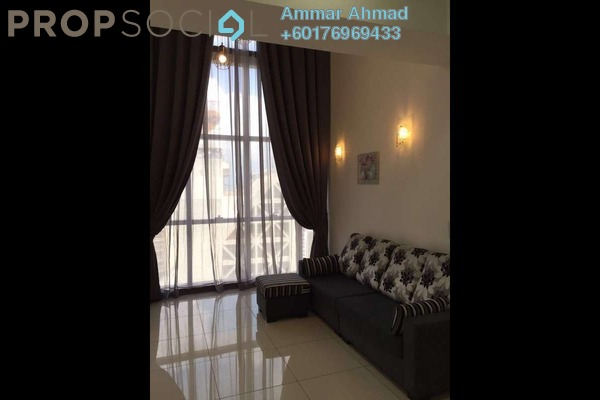 Serviced Residence For Rent in M City, Ampang Hilir Freehold Fully Furnished 1R/2B 3k