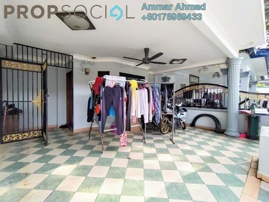 Terrace For Rent in Taman Wangsa Melawati, Wangsa Maju Freehold Semi Furnished 3R/3B 2.2k