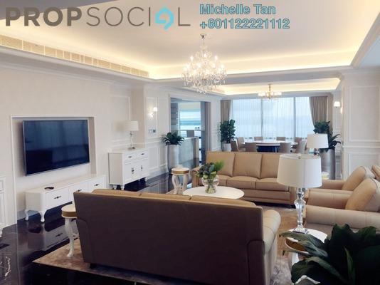 Serviced Residence For Rent in St Regis Residences, KL Sentral Freehold Fully Furnished 3R/4B 38k