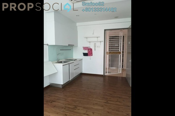 Condominium For Rent in ZetaPark, Setapak Freehold Semi Furnished 3R/3B 1.9k