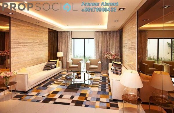 Semi-Detached For Sale in Taman Bukit Permai, Cheras Freehold Semi Furnished 6R/5B 1.9m