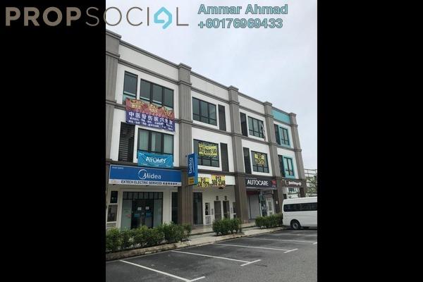 Shop For Rent in Damai Circles, Alam Damai Freehold Unfurnished 1R/2B 4k