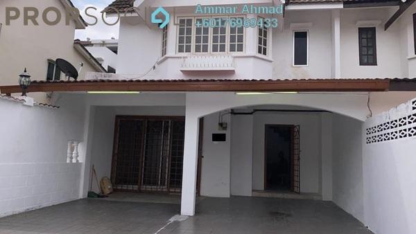 Terrace For Sale in Taman Bukit Permai, Cheras Freehold Unfurnished 4R/3B 650k