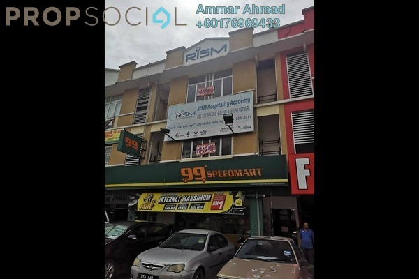 Office For Rent in Amber Business Plaza 1, Ampang Freehold Semi Furnished 0R/0B 1.5k