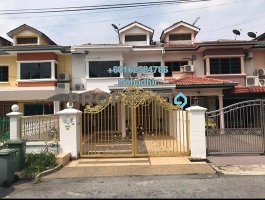 Terrace For Sale in Taman Bukit Cheras, Cheras Freehold Semi Furnished 5R/3B 900k
