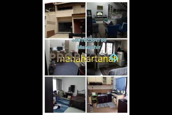Terrace For Sale in Taman Ikhlas, Bandar Tun Razak Leasehold Unfurnished 4R/3B 709k