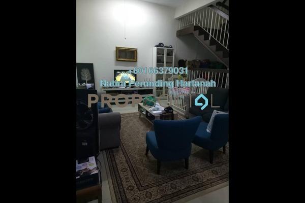 Terrace For Sale in Taman Ikhlas, Bandar Tun Razak Freehold Semi Furnished 4R/3B 709k