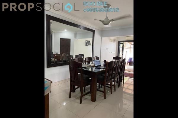 Terrace For Rent in BU6, Bandar Utama Freehold Fully Furnished 3R/3B 3.3k
