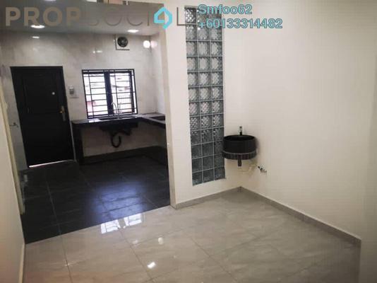Terrace For Rent in Bangsar Baru, Bangsar Freehold Semi Furnished 4R/3B 4.1k
