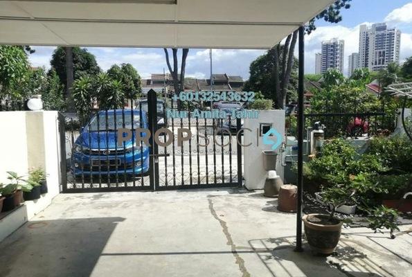 Terrace For Sale in SS4, Kelana Jaya Freehold Semi Furnished 4R/2B 900k