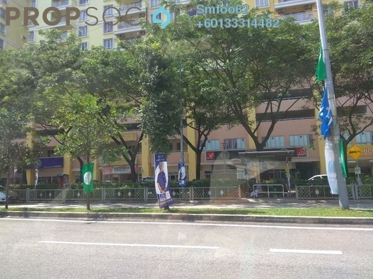 Condominium For Rent in Platinum Lake PV12, Setapak Freehold Fully Furnished 4R/2B 1.5k