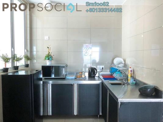 Condominium For Rent in The Loft @ ZetaPark, Setapak Freehold Fully Furnished 3R/2B 2.4k