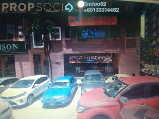 Shop For Rent in Diamond Square, Setapak Freehold Unfurnished 0R/0B 5.1k